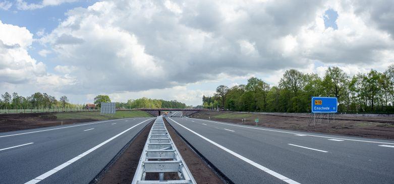 open sollicitatie rijkswaterstaat N18 opengesteld voor verkeer   KWS