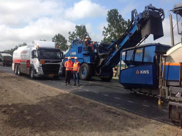 Flevoland CO2 saving diesel 3